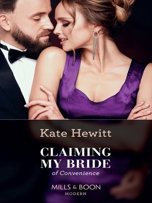 cover image of Claiming My Bride of Convenience