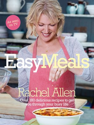 cover image of Easy Meals