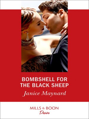 cover image of Bombshell For the Black Sheep
