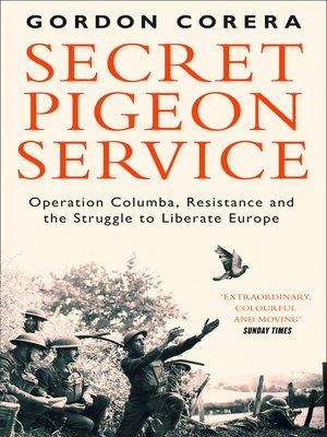 cover image of Secret Pigeon Service