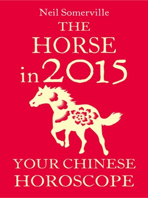 cover image of The Horse in 2015