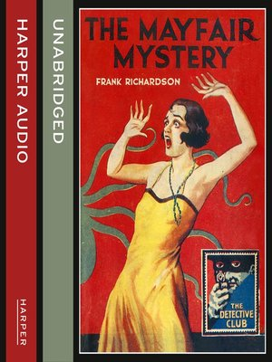 cover image of The Mayfair Mystery