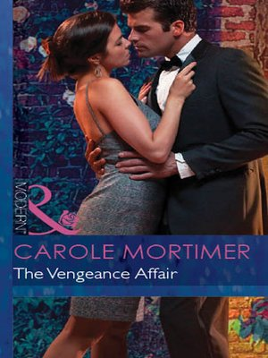 cover image of The Vengeance Affair