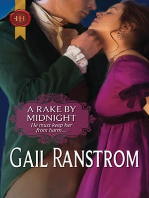 cover image of A Rake by Midnight