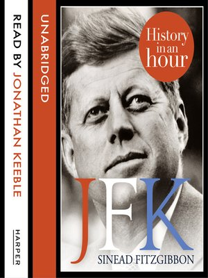 cover image of JFK