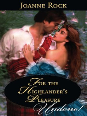 cover image of For the Highlander's Pleasure