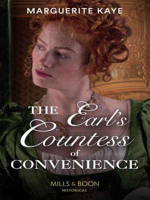 cover image of The Earl's Countess of Convenience