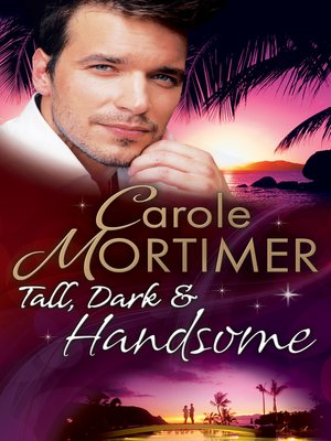 cover image of Tall, Dark & Handsome