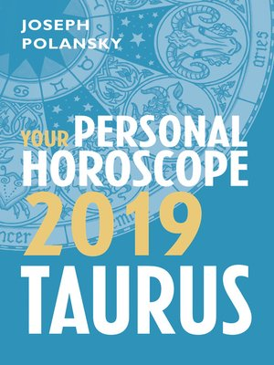 cover image of Taurus 2019