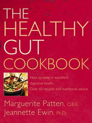 cover image of The Healthy Gut Cookbook