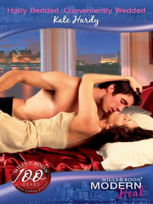 cover image of Hotly Bedded, Conveniently Wedded