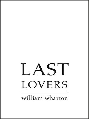 cover image of Last Lovers