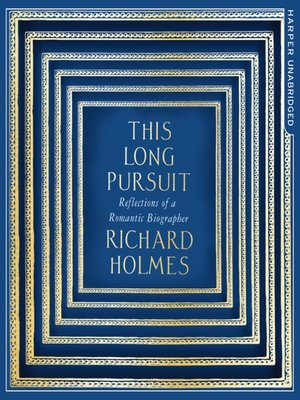 cover image of This Long Pursuit