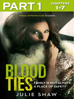 cover image of Blood Ties, Part 1 of 3