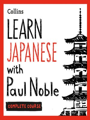 cover image of Learn Japanese with Paul Noble for Beginners – Complete Course