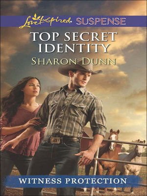 cover image of Top Secret Identity