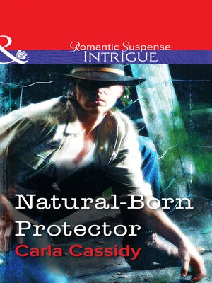cover image of Natural-Born Protector