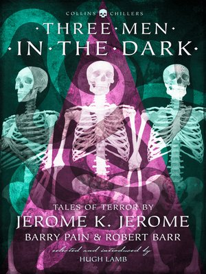 cover image of Three Men in the Dark