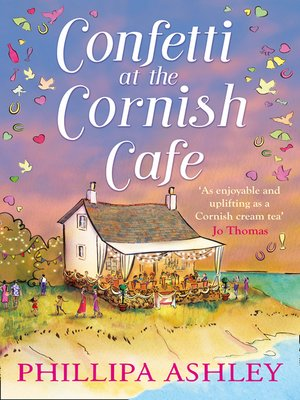 cover image of Confetti at the Cornish Café