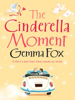 cover image of The Cinderella Moment