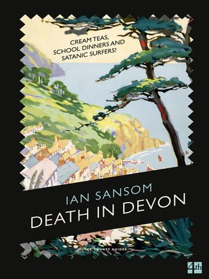 cover image of Death in Devon (The County Guides)
