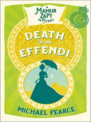 cover image of Death of an Effendi