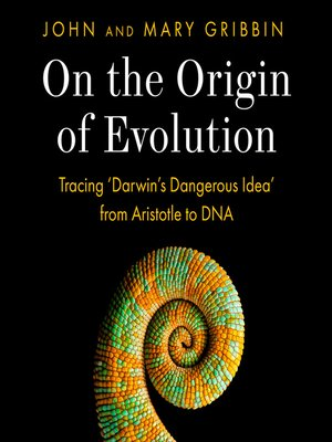 cover image of On the Origin of Evolution