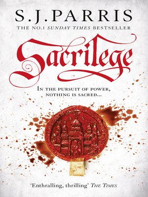 cover image of Sacrilege