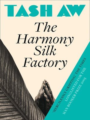 cover image of The Harmony Silk Factory