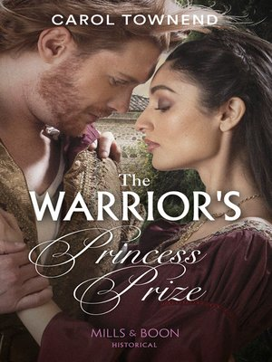 cover image of The Warrior's Princess Prize