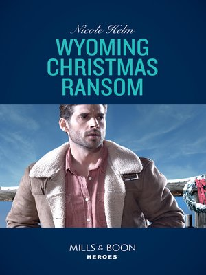 cover image of Wyoming Christmas Ransom