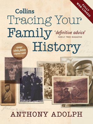 cover image of Collins Tracing Your Family History