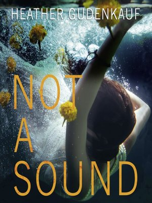 cover image of Not a Sound