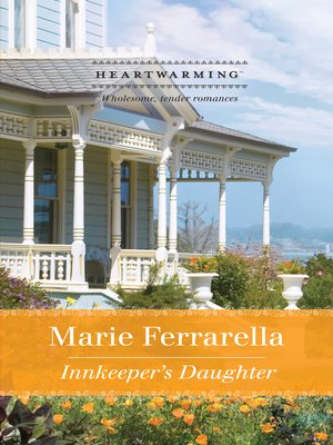cover image of Innkeeper's Daughter