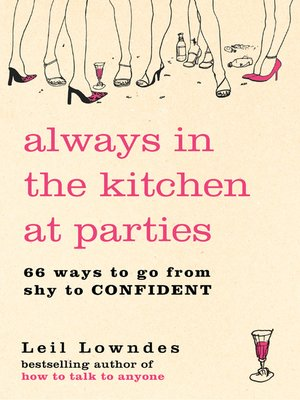 cover image of Always in the Kitchen at Parties