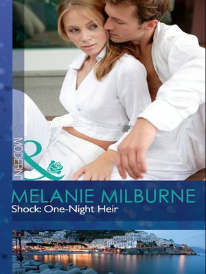 cover image of Shock: One-Night Heir