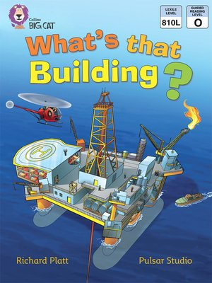 cover image of Collins Big Cat – What's that Building?
