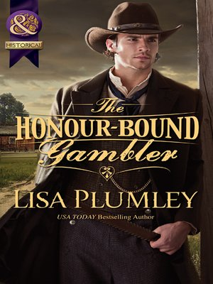 cover image of The Honour-Bound Gambler