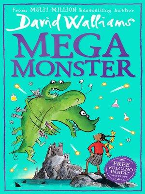 cover image of Megamonster