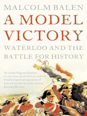 cover image of A Model Victory