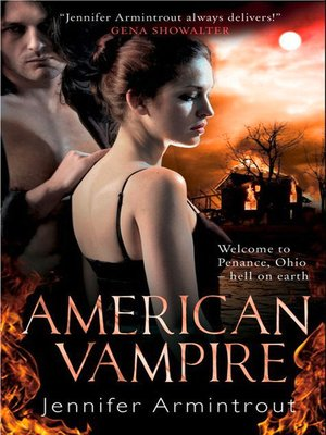 cover image of American Vampire