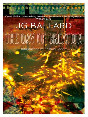 cover image of The Day of Creation