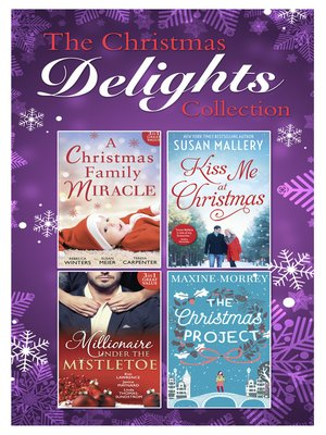 cover image of Mills and Boon Christmas Delights Collection