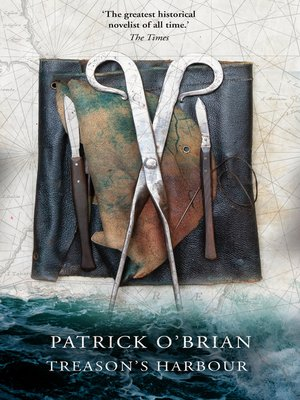 cover image of Treason's Harbour