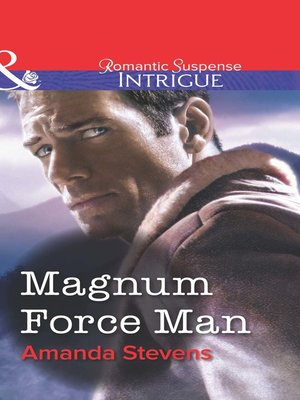 cover image of Magnum Force Man