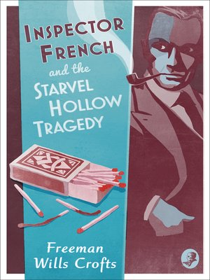 cover image of Inspector French and the Starvel Hollow Tragedy