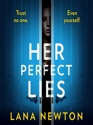 cover image of Her Perfect Lies