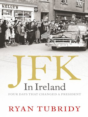 cover image of JFK in Ireland
