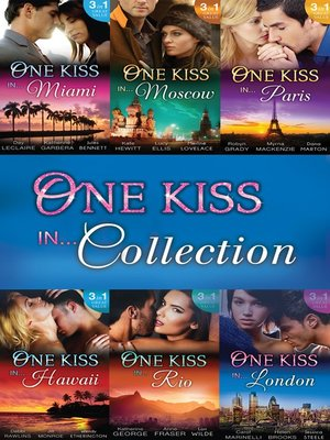 cover image of One Kiss in...Collection