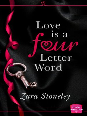 cover image of Love is a Four Letter Word